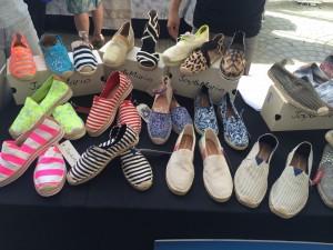 Joy & Mario Footwear