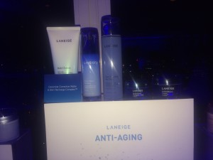 The Anti-Aging system