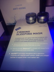 Firming Sleeping Mask