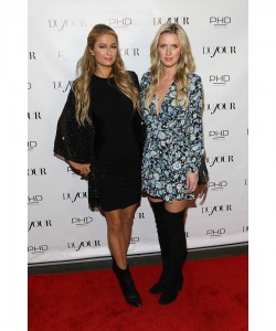 Paris Hilton and Nicky Hilton Photo Credit: DuJour