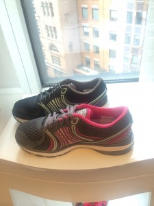 Kora running shoes