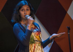 Comedienne Aparna Nancherla- photo credit: Maryanne Russell