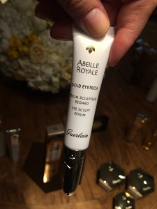 Abeille Royale Goldtech Eye Sculpting Serum
