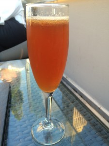 The Pimm's Royale