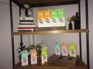 The GO and me collections