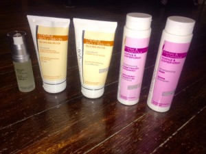 A look at my favorite j.f lazartigue products
