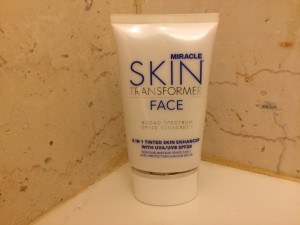 The Miracle Skin Transformer Face Broad Spectrum SPF20
