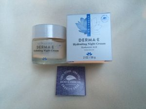 DERMA E full packaging