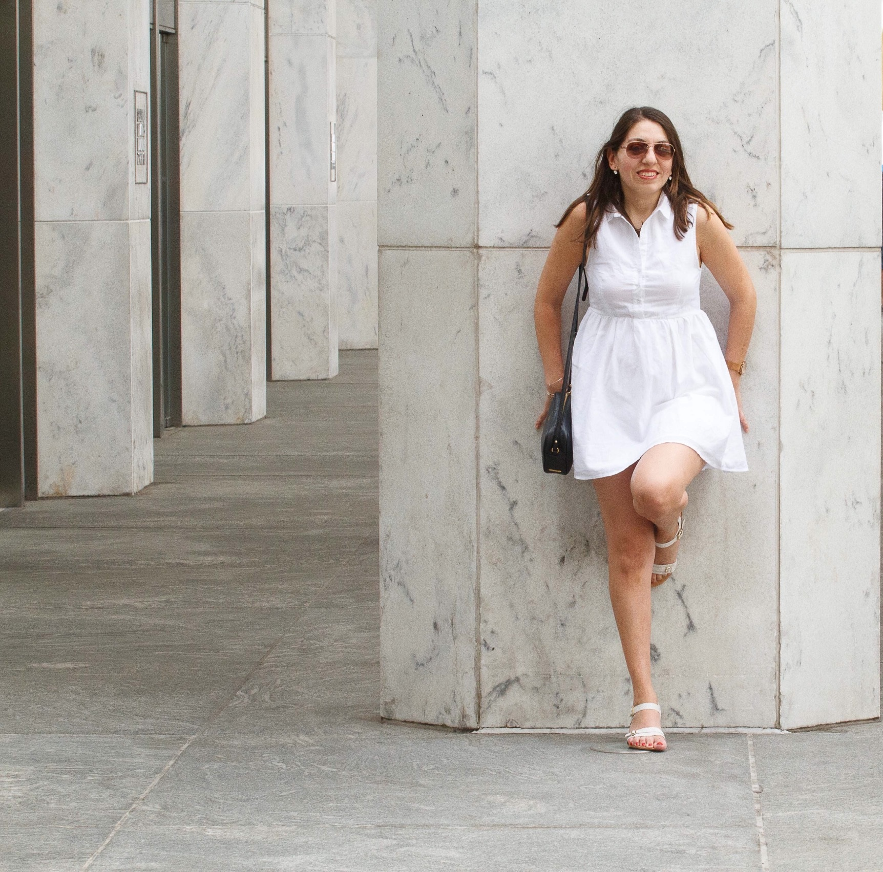 c5e685c8e03 Bring on summer with stylish white outfits - CityChick Style